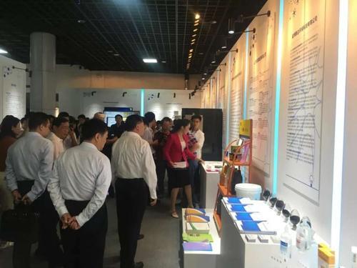 淄博鹏达环保科技有限公司受邀参加山东省科技活动周成果展3